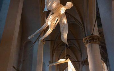 Verhalen van licht: expositie in de Sint-Catharinakathedraal